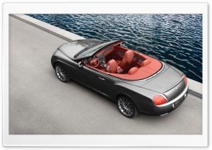Bentley Convertible 4 HD Wide Wallpaper for Widescreen
