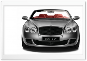 Bentley Convertible 6 HD Wide Wallpaper for Widescreen