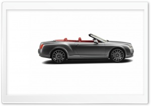 Bentley Convertible 7 HD Wide Wallpaper for Widescreen