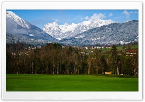 Berchtesgaden National Park HD Wide Wallpaper for Widescreen