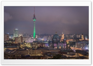 Berlin, Germany HD Wide Wallpaper for 4K UHD Widescreen desktop & smartphone