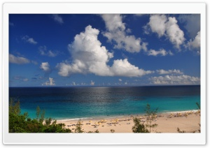 Bermuda Beach HD Wide Wallpaper for Widescreen