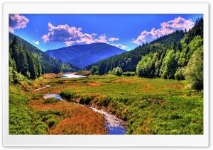 Beskydy Mountains Ultra HD Wallpaper for 4K UHD Widescreen desktop, tablet & smartphone