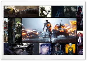 Best Games 2013 HD Wide Wallpaper for Widescreen