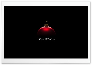 Best Wishes for Christmas by PimpYourScreen HD Wide Wallpaper for Widescreen