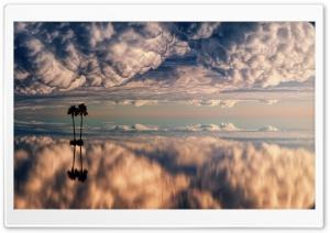 Between the Sky and Sea Ultra HD Wallpaper for 4K UHD Widescreen desktop, tablet & smartphone
