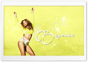 Beyonce HD Wide Wallpaper for Widescreen