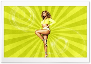 Beyonce Diva HD Wide Wallpaper for Widescreen