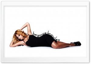 Beyonce Knowles HD Wide Wallpaper for Widescreen