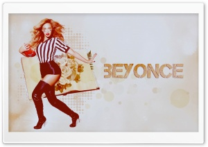Beyonce Superbowl 2013 HD Wide Wallpaper for Widescreen