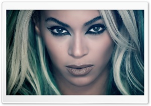 Beyonce Superpower HD Wide Wallpaper for Widescreen