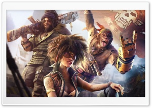 Beyond Good and Evil 2 HD Wide Wallpaper for Widescreen
