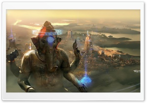 Beyond Good and Evil 2 Artwork HD Wide Wallpaper for 4K UHD Widescreen desktop & smartphone