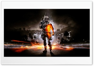 BF3: Back to Karkand HD Wide Wallpaper for Widescreen