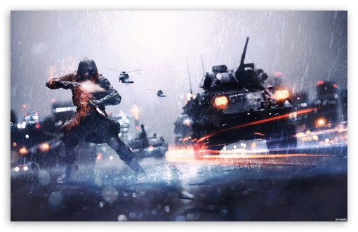 Download BF4 Vector HD Wallpaper
