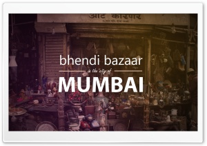 Bhendi Bazaar HD Wide Wallpaper for Widescreen