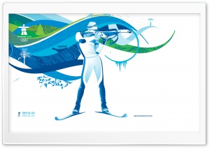 Biathlon HD Wide Wallpaper for Widescreen