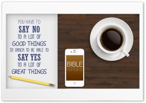 Bible Verses HD Wide Wallpaper for Widescreen