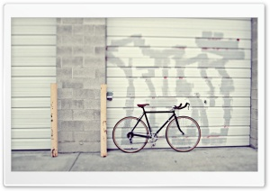Bicycle 1 HD Wide Wallpaper for Widescreen