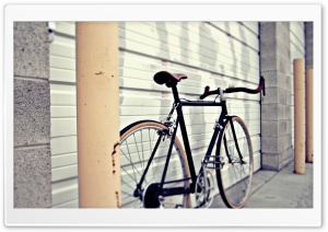 Bicycle 3 HD Wide Wallpaper for Widescreen