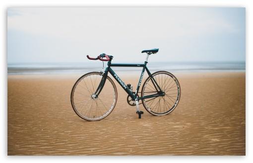 White Sand Beach 4k Hd Desktop Wallpaper For 4k Ultra Hd: Bicycle Sand Beach 4K HD Desktop Wallpaper For 4K Ultra HD