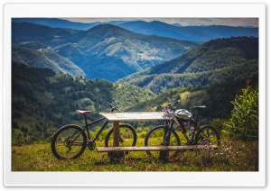 Bicycles HD Wide Wallpaper for Widescreen