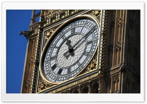 Big Ben HD Wide Wallpaper for 4K UHD Widescreen desktop & smartphone