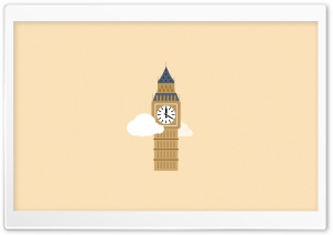 Big Ben HD Wide Wallpaper for Widescreen