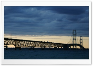 Big Bridge HD Wide Wallpaper for 4K UHD Widescreen desktop & smartphone