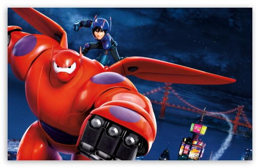 Big Hero 6 Disney ❤ 4K UHD Wallpaper for Wide 16:10 5:3 Widescreen WHXGA WQXGA WUXGA WXGA WGA ; 4K UHD 16:9 Ultra High Definition 2160p 1440p 1080p 900p 720p ; UHD 16:9 2160p 1440p 1080p 900p 720p ; Standard 4:3 5:4 3:2 Fullscreen UXGA XGA SVGA QSXGA SXGA DVGA HVGA HQVGA ( Apple PowerBook G4 iPhone 4 3G 3GS iPod Touch ) ; Smartphone 5:3 WGA ; Tablet 1:1 ; iPad 1/2/Mini ; Mobile 4:3 5:3 3:2 16:9 5:4 - UXGA XGA SVGA WGA DVGA HVGA HQVGA ( Apple PowerBook G4 iPhone 4 3G 3GS iPod Touch ) 2160p 1440p 1080p 900p 720p QSXGA SXGA ; Dual 16:10 5:3 16:9 4:3 5:4 WHXGA WQXGA WUXGA WXGA WGA 2160p 1440p 1080p 900p 720p UXGA XGA SVGA QSXGA SXGA ;