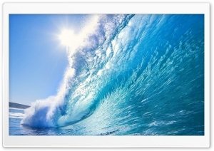 Big Wave HD Wide Wallpaper for Widescreen