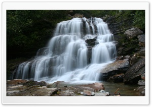 Bijoux Falls HD Wide Wallpaper for Widescreen