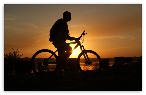 Biker At Sunset HD wallpaper for Standard 4:3 5:4 Fullscreen UXGA XGA SVGA QSXGA SXGA ; Wide 16:10 5:3 Widescreen WHXGA WQXGA WUXGA WXGA WGA ; HD 16:9 High Definition WQHD QWXGA 1080p 900p 720p QHD nHD ; Other 3:2 DVGA HVGA HQVGA devices ( Apple PowerBook G4 iPhone 4 3G 3GS iPod Touch ) ; Mobile VGA WVGA iPhone iPad PSP Phone - VGA QVGA Smartphone ( PocketPC GPS iPod Zune BlackBerry HTC Samsung LG Nokia Eten Asus ) WVGA WQVGA Smartphone ( HTC Samsung Sony Ericsson LG Vertu MIO ) HVGA Smartphone ( Apple iPhone iPod BlackBerry HTC Samsung Nokia ) Sony PSP Zune HD Zen ; Tablet 2 Android ;