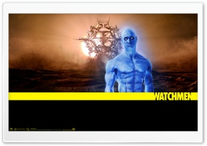 Billy Crudup In Watchmen HD Wide Wallpaper for Widescreen