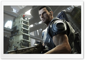 Binary Domain HD Wide Wallpaper for Widescreen