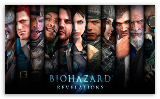 Biohazard Revelations ❤ 4K UHD Wallpaper for Wide 5:3 Widescreen WGA ; 4K UHD 16:9 Ultra High Definition 2160p 1440p 1080p 900p 720p ; Mobile 5:3 16:9 - WGA 2160p 1440p 1080p 900p 720p ;