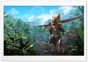 Biomutant Video Game 2018 HD Wide Wallpaper for 4K UHD Widescreen desktop & smartphone