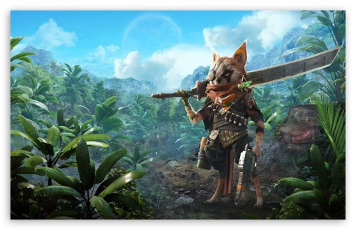 Download Biomutant Video Game 2018 HD Wallpaper