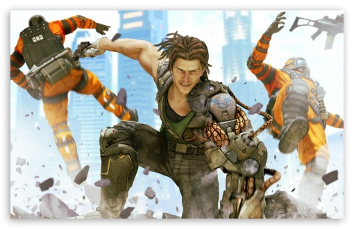 Bionic Commando HD wallpaper for Wide 16:10 5:3 Widescreen WHXGA WQXGA WUXGA WXGA WGA ; HD 16:9 High Definition WQHD QWXGA 1080p 900p 720p QHD nHD ; Standard 4:3 5:4 3:2 Fullscreen UXGA XGA SVGA QSXGA SXGA DVGA HVGA HQVGA devices ( Apple PowerBook G4 iPhone 4 3G 3GS iPod Touch ) ; Tablet 1:1 ; iPad 1/2/Mini ; Mobile 4:3 5:3 3:2 16:9 5:4 - UXGA XGA SVGA WGA DVGA HVGA HQVGA devices ( Apple PowerBook G4 iPhone 4 3G 3GS iPod Touch ) WQHD QWXGA 1080p 900p 720p QHD nHD QSXGA SXGA ;