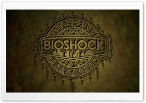 Bioshock HD Wide Wallpaper for Widescreen