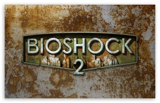 Bioshock 2 Logo HD wallpaper for Wide 16:10 5:3 Widescreen WHXGA WQXGA WUXGA WXGA WGA ; HD 16:9 High Definition WQHD QWXGA 1080p 900p 720p QHD nHD ; Standard 4:3 5:4 3:2 Fullscreen UXGA XGA SVGA QSXGA SXGA DVGA HVGA HQVGA devices ( Apple PowerBook G4 iPhone 4 3G 3GS iPod Touch ) ; iPad 1/2/Mini ; Mobile 4:3 5:3 3:2 16:9 5:4 - UXGA XGA SVGA WGA DVGA HVGA HQVGA devices ( Apple PowerBook G4 iPhone 4 3G 3GS iPod Touch ) WQHD QWXGA 1080p 900p 720p QHD nHD QSXGA SXGA ;