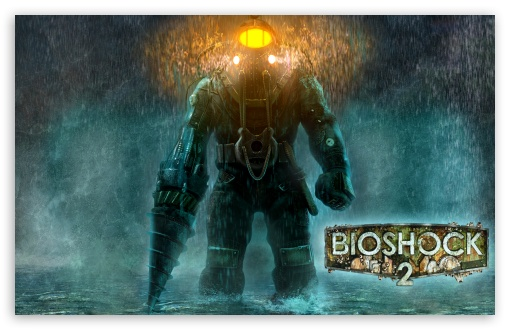Bioshock 2 Rain HD wallpaper for Wide 16:10 5:3 Widescreen WHXGA WQXGA WUXGA WXGA WGA ; HD 16:9 High Definition WQHD QWXGA 1080p 900p 720p QHD nHD ; Standard 4:3 5:4 3:2 Fullscreen UXGA XGA SVGA QSXGA SXGA DVGA HVGA HQVGA devices ( Apple PowerBook G4 iPhone 4 3G 3GS iPod Touch ) ; iPad 1/2/Mini ; Mobile 4:3 5:3 3:2 16:9 5:4 - UXGA XGA SVGA WGA DVGA HVGA HQVGA devices ( Apple PowerBook G4 iPhone 4 3G 3GS iPod Touch ) WQHD QWXGA 1080p 900p 720p QHD nHD QSXGA SXGA ;