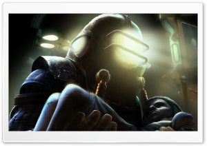 Bioshock Game HD Wide Wallpaper for Widescreen