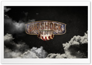 BioShock Infinite HD Wide Wallpaper for 4K UHD Widescreen desktop & smartphone