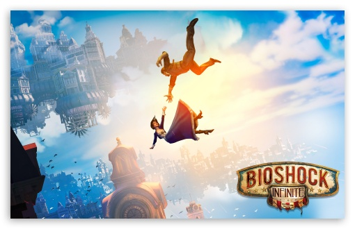 BioShock Infinite Falling UltraHD Wallpaper for Wide 16:10 5:3 Widescreen WHXGA WQXGA WUXGA WXGA WGA ; 8K UHD TV 16:9 Ultra High Definition 2160p 1440p 1080p 900p 720p ; Standard 4:3 5:4 3:2 Fullscreen UXGA XGA SVGA QSXGA SXGA DVGA HVGA HQVGA ( Apple PowerBook G4 iPhone 4 3G 3GS iPod Touch ) ; Tablet 1:1 ; iPad 1/2/Mini ; Mobile 4:3 5:3 3:2 16:9 5:4 - UXGA XGA SVGA WGA DVGA HVGA HQVGA ( Apple PowerBook G4 iPhone 4 3G 3GS iPod Touch ) 2160p 1440p 1080p 900p 720p QSXGA SXGA ;
