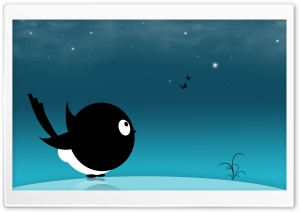 Birdie HD Wide Wallpaper for Widescreen