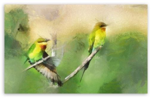 Birds Portrait Painting ❤ 4K UHD Wallpaper for Wide 16:10 5:3 Widescreen WHXGA WQXGA WUXGA WXGA WGA ; 4K UHD 16:9 Ultra High Definition 2160p 1440p 1080p 900p 720p ; Standard 4:3 5:4 3:2 Fullscreen UXGA XGA SVGA QSXGA SXGA DVGA HVGA HQVGA ( Apple PowerBook G4 iPhone 4 3G 3GS iPod Touch ) ; Smartphone 5:3 WGA ; Tablet 1:1 ; iPad 1/2/Mini ; Mobile 4:3 5:3 3:2 16:9 5:4 - UXGA XGA SVGA WGA DVGA HVGA HQVGA ( Apple PowerBook G4 iPhone 4 3G 3GS iPod Touch ) 2160p 1440p 1080p 900p 720p QSXGA SXGA ;