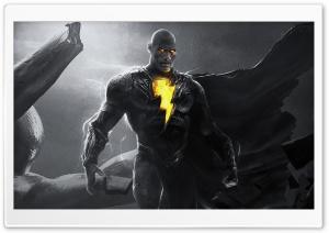 Black Adam 2021 Movie Ultra HD Wallpaper for 4K UHD Widescreen desktop, tablet & smartphone