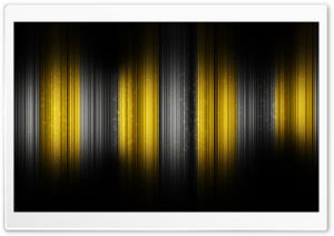 Black And Yellow Abstract HD Wide Wallpaper for Widescreen