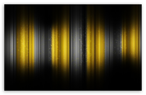 Black And Yellow Abstract 4k Hd Desktop Wallpaper For 4k